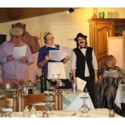 Murder in an Indecent Manor!